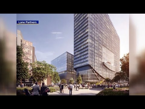 Oakland Office Development Plan to Rival SalesForce Tower