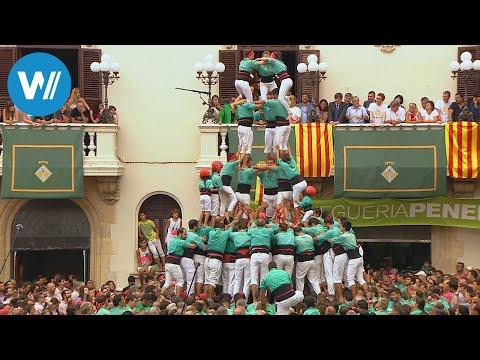 Die Menschentürme von Tarragona - eine gefährliche Tradition