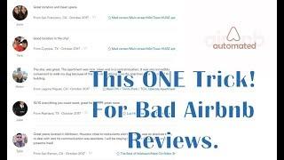 Gambar cover Airbnb Review Hacking! Beat Bad Airbnb Reviews in 2018   Airbnb reviews   Airbnb tutorial & Pro Tip
