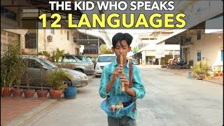 The Kid Who Speaks 12 Languages