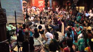 24 Hour Kirtan at New Vrindavan - 2013 - Kirtan by HG Madhava das