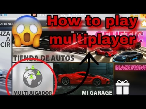 Real Car parking 2- Driving School 2020 How To Play online Multiplayers super easy