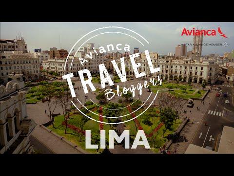 Travel Bloggers: Descubriendo Lima