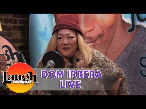 Margaret Cho - Dom Irrera Live From The Laugh Factory (Podcast)