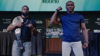 UFC 235: Tyron Woodley - I'm Planning Destruction
