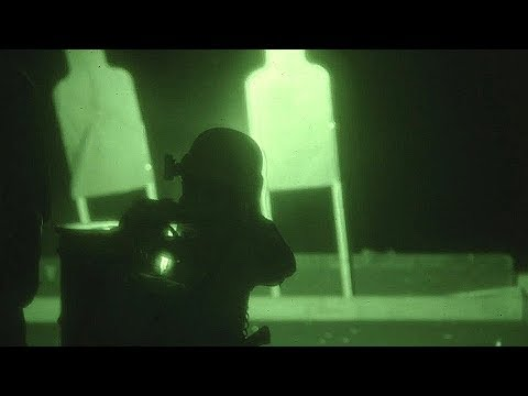 LATEST USMC training video! (Marines with the MRF conduct NIGHT VISION LIVE-FIRE at SEA!)