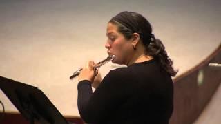 RECITAS DE CUERDAS, FLAUTA Y PIANO - BLOQUE 2