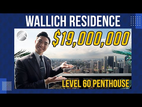 $19,000,000 penthouse in Wallich Residence | BlkBuster Ep16