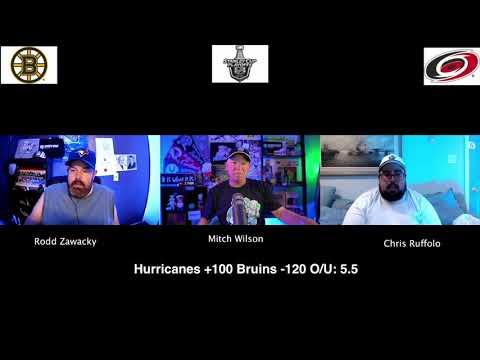 Boston Bruins vs Carolina Hurricanes 8/15/20 NHL Pick and Prediction Stanley Cup Playoffs
