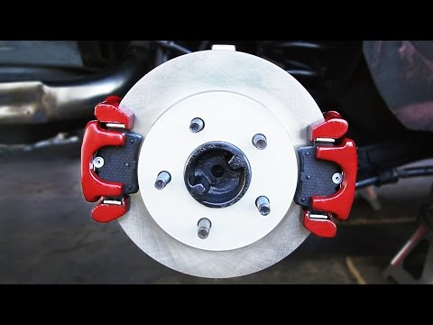 Thumbnail: How to Install Dual Brake Calipers