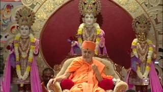 The Inspirer of BAPS Shri Swaminarayan Mandir, Chino Hills, CA