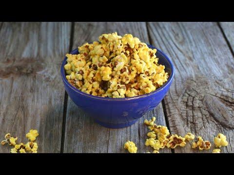 Mac 'n Cheese Popcorn