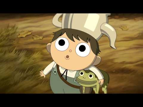 Over The Garden Wall Character Id Beatrice Youtube