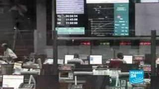 A Kourou, commandes en hausse-Reportage-FRANCE24