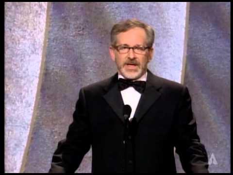 Steven Spielberg On Stanley Kubrick: 1999 Oscars