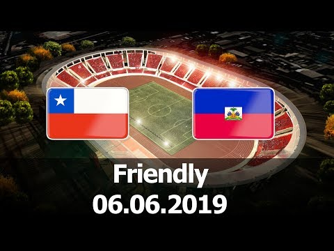Repeat Chile vs Haiti - International Friendly - PES 2019 by Corocus