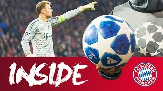 Life as a Ball Boy at FC Bayern | Inside
