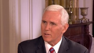 Vice President Mike Pence on the Trump admin