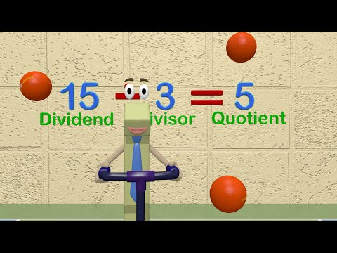 Learn Division  for Kids - 2nd and 3rd Grade Math Video