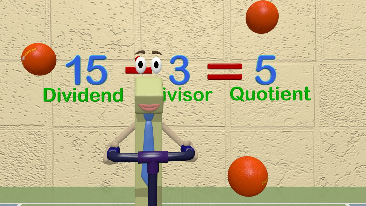 Learn Division for Kids - 2nd and 3rd Grade Math Video - YouTube