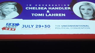 Tomi Lahren Vs Chelsea Handler Debate At Politicon