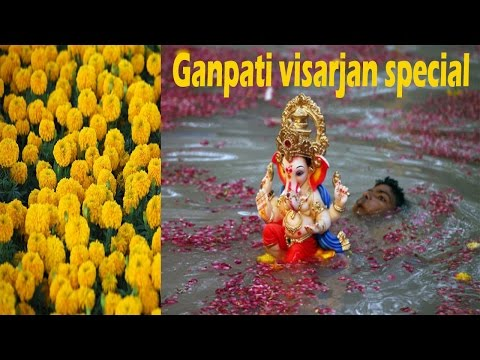 BEST, BIG, HUGE & TOP GANESH VISARJAN 2016