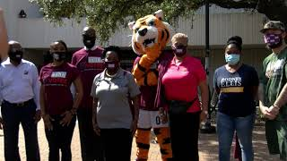 Mayor Turner Announces Early Vote College Challenge  10/13/2020