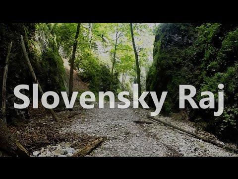 Slovakia. Slovenský raj