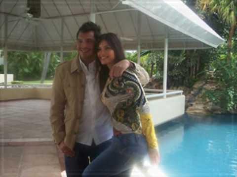 Chiquinquira Delgado y Daniel Sarcos