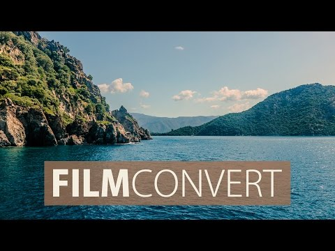 Color Grading with FilmConvert