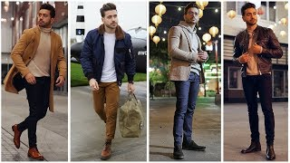 MEN'S OUTFIT INSPIRATION | Men's Fashion Lookbook | 4 Easy Outfits for Men