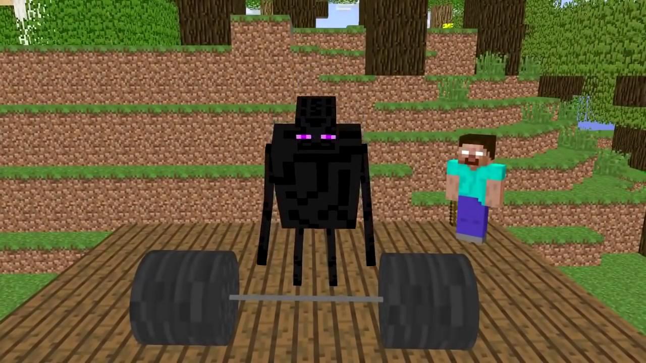 Minecraft monster school sex