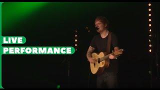 Ed Sheeran - Drunk (Live at Paddington Town Hall for iHeart Radio)