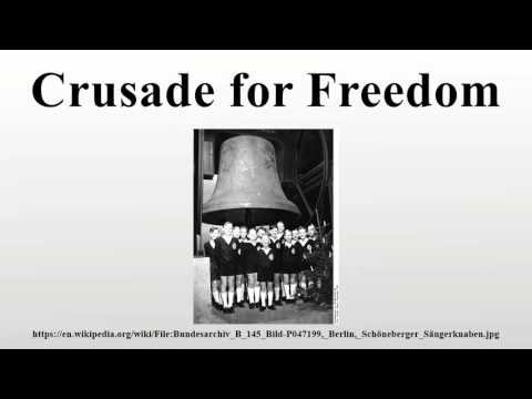 Crusade for Freedom