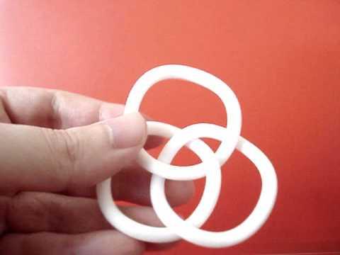 Brunnian Circles and Links