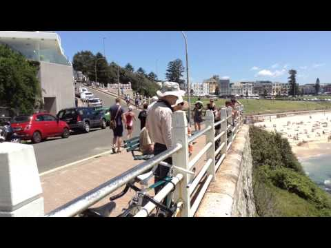 Sightseeing in Sydney (15) - Bondi & Bronte Beaches