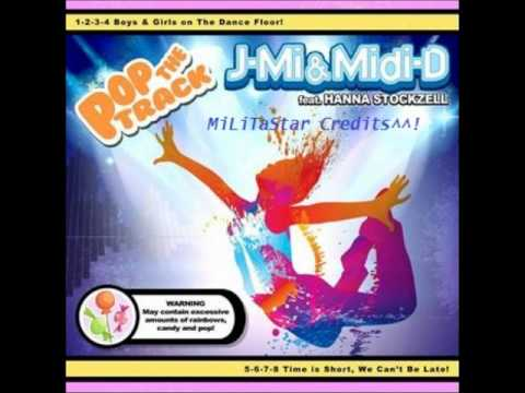 Pump it up Infinity 2012 [ Pop the track - J-Mi & Midi-D feat. Hanna Stockzell (Full Song)^^! ]