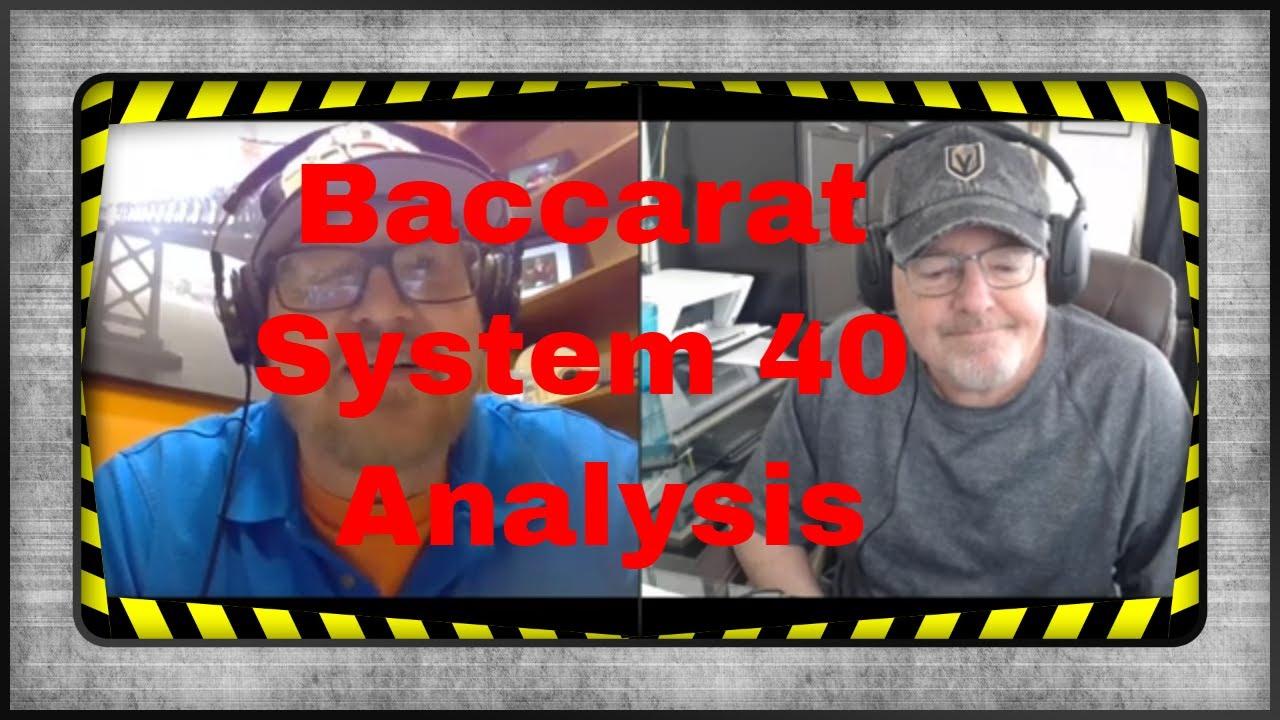 Baccarat System 40