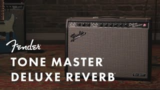 Tone Master Deluxe Reverb | Fender Amplifiers | Fender