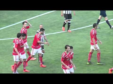 Resumen del encuentro FC Cartagena -  Real Murcia (2-1)
