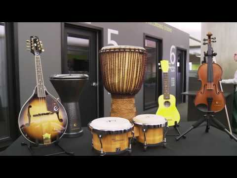 Simple Plan - Musical Instrument Lending Library Press Video