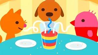 Sago Mini Pet Cafe | TOP BEST APPS FOR KIDS