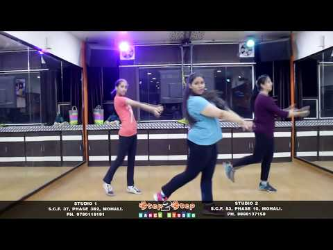 Slowly Slowly | Guru Randhawa ft. Pitbull | Zumba Dance Steps | Choreography Step2Step Dance Studio