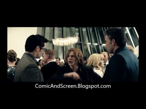 Scene 21 of Batman v Superman - Analysis - Justice League Universe Podcast