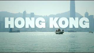Hong Kong - The City Where East Meets West - 4K