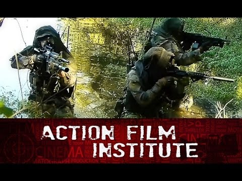 Action Film Test Scene #2: MARSOC Combat Swimmers & Special Recon