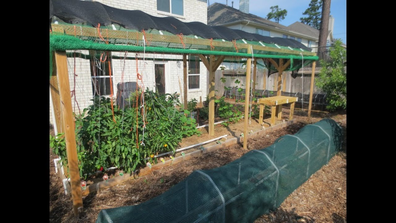 Shade Cloth 3 Reasons To Use Shade Cloth In Your Garden YouTube