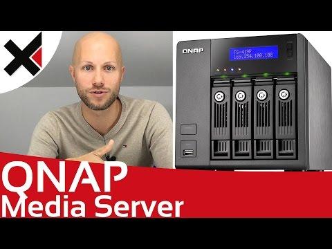 QNAP DLNA Medienserver einrichten | iDomiX