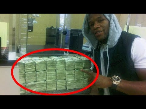 "Thumbnail: 11 of the Most Ridiculous Purchases by Floyd ""Money"" Mayweather!"