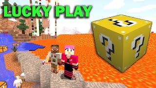 ч.08 Опасные битвы в Minecraft - Мини боссы и Ящики Пандоры (Mini Boss)